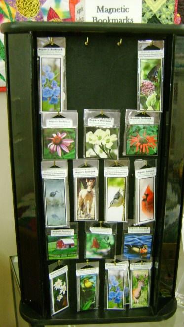 90 - Rosemary Clark - magnets & bookmarks