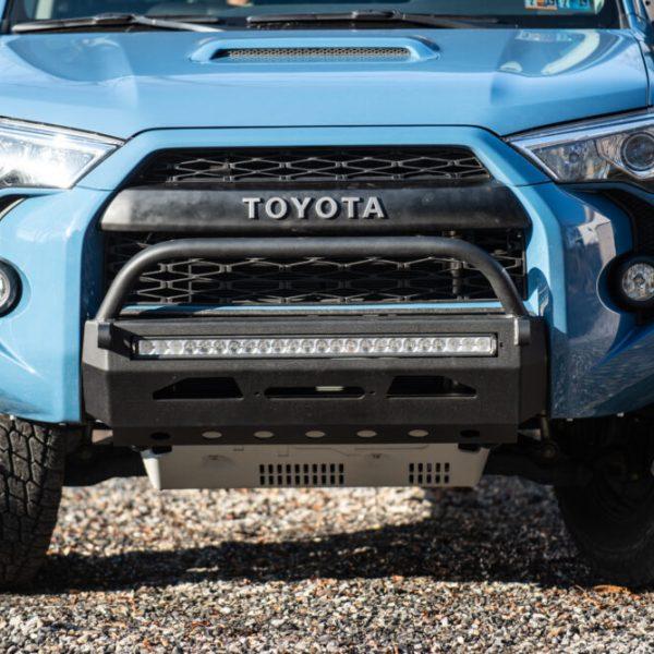 Appalachia Off-Road Mostro Bumper on Toyota 4runner