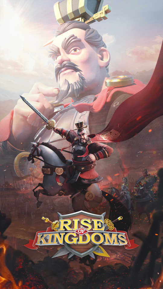 rise of kingdoms wallpapers best