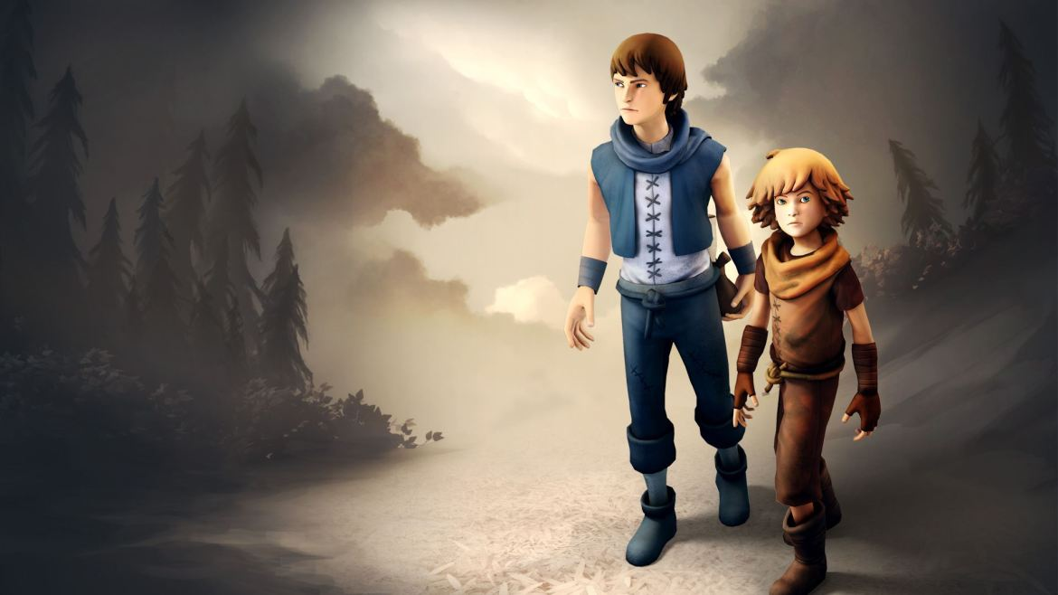 Brothers: A tale of two sons toppar Google Plays topplista