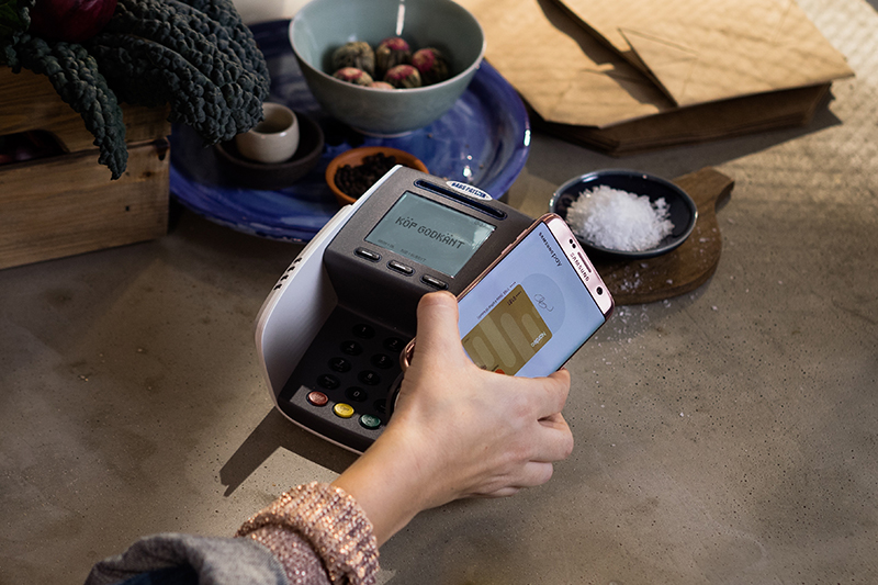 Samsung Pay – Din digitala plånbok