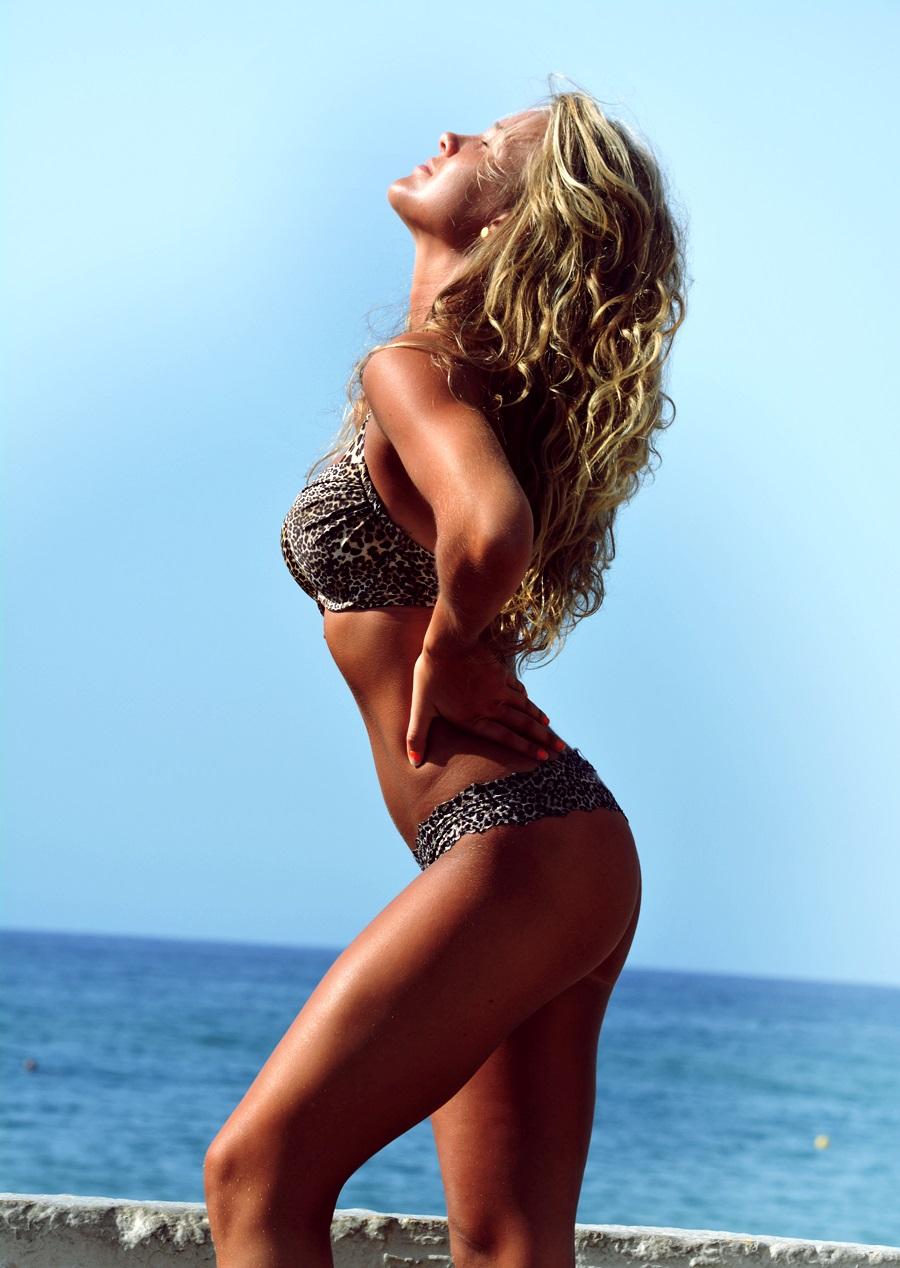 Molly Rustas om succéappen Bikini Fit