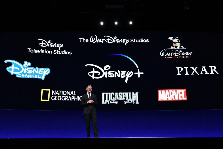 Disney Plus är här och netflix får se upp!