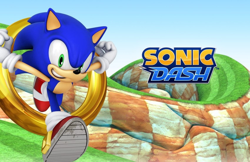 Sonic Dash och Sonic the Hedgehog