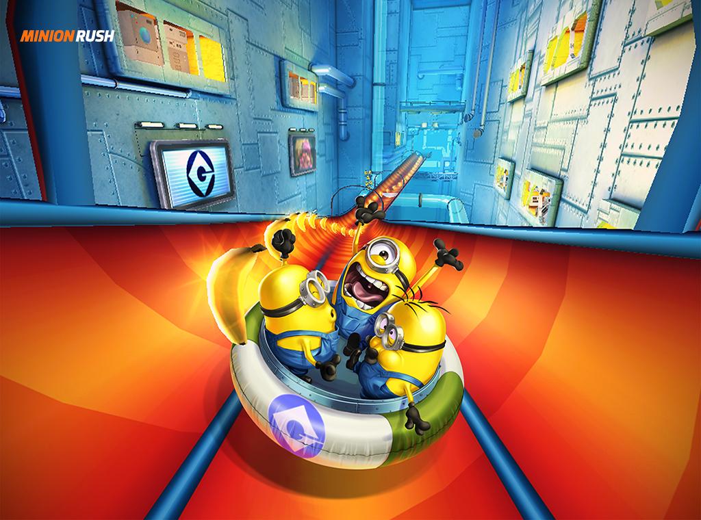 Minion Rush – endless runner spelet för alla Dumma mig fans!