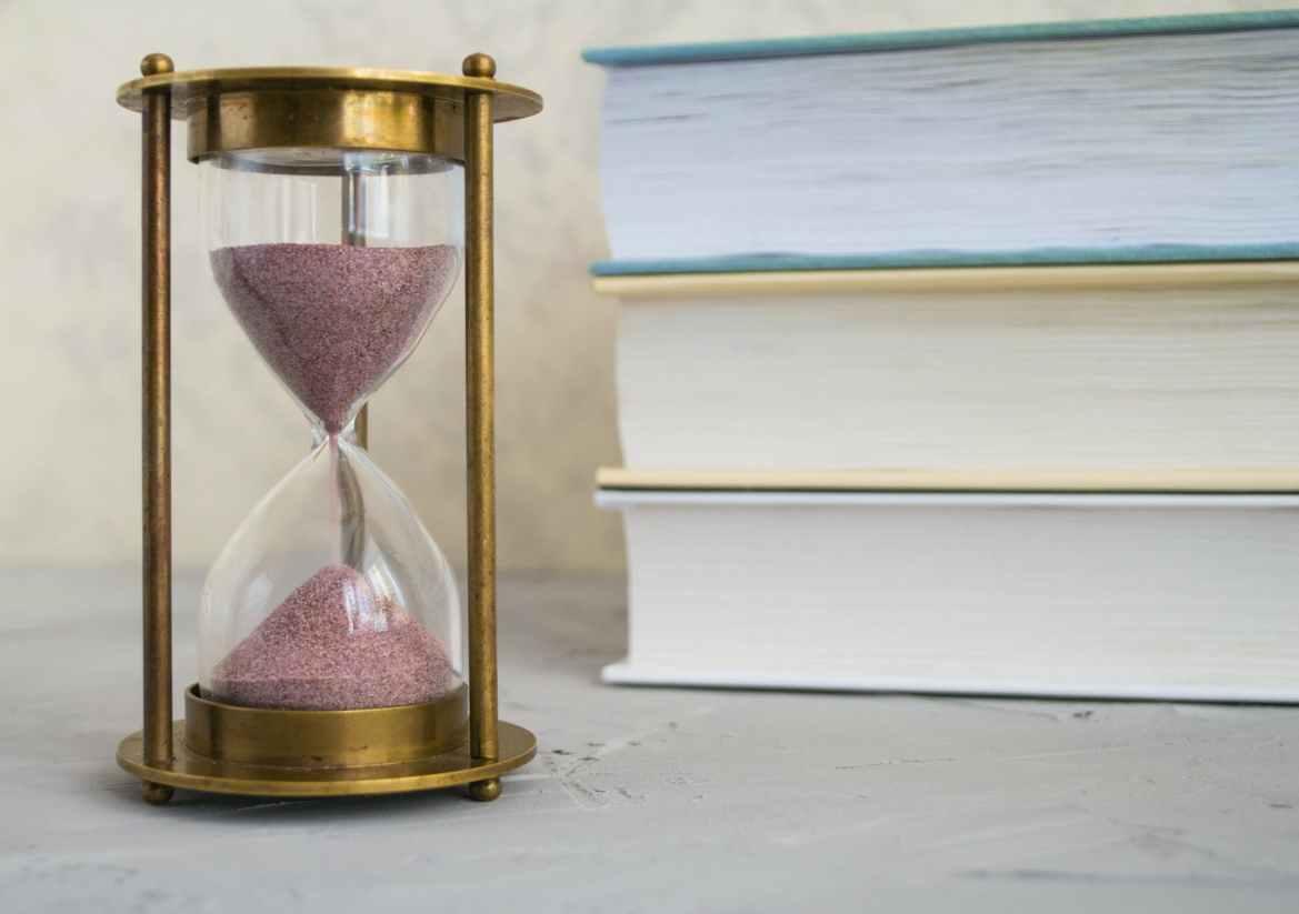 Visual Timer är ett effektivt sätta att göra klart saker på tid