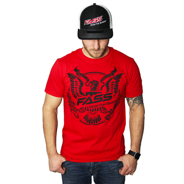 Made In America Fueled By FASS Trucker Hat Combo Final
