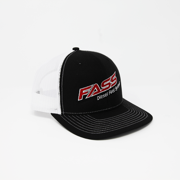 Fueled By FASS Trucker Side View