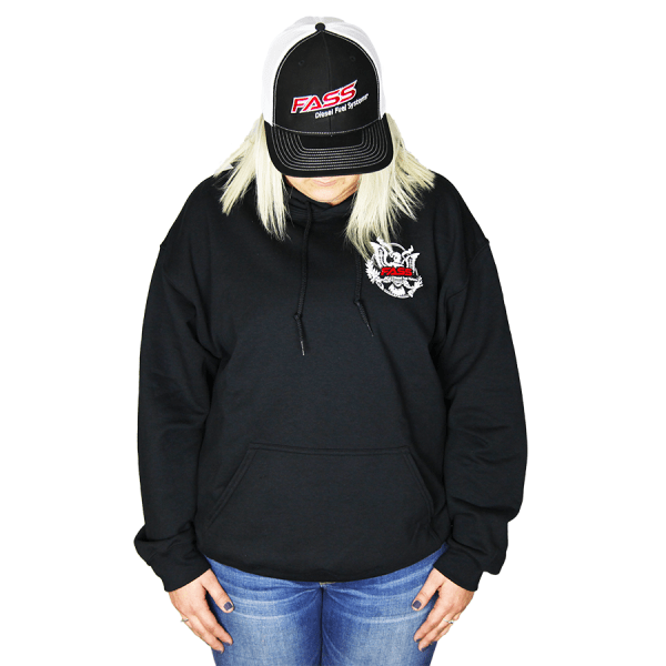 Fass Diesel Fuel Systems Hoodie & Hat Lady
