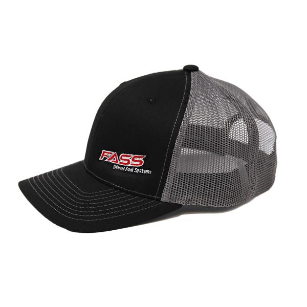FASS Trucker Hat Side