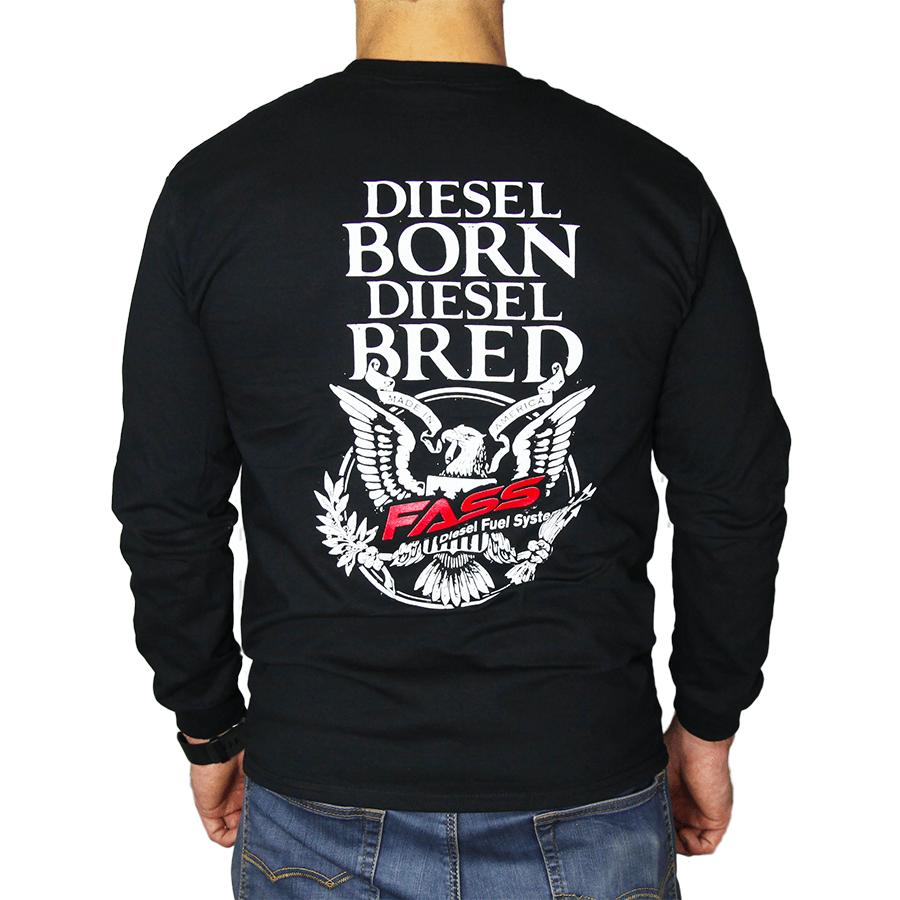 Diesel Born Diesel Bred Long Sleeve