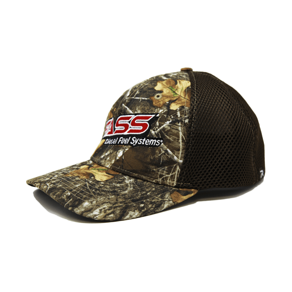 Fass Diesel Fuel Systems Camo RealTree Hat