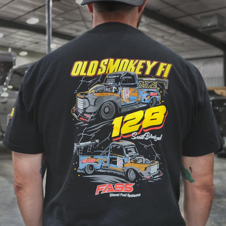 Old Smokey FASS T-Shirt