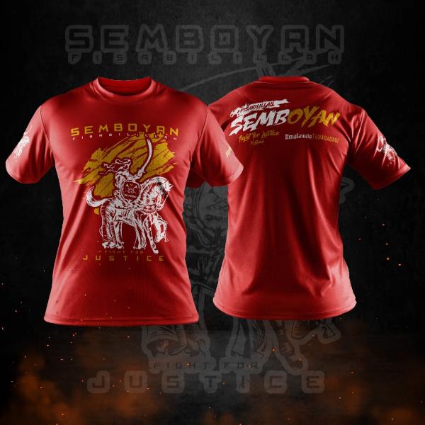 Semboyan Jihad Red