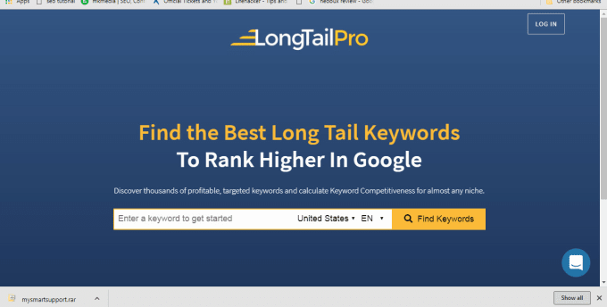 Long Tail Pro Coupon Code 2020 | Long Tail Pro 90% Discount