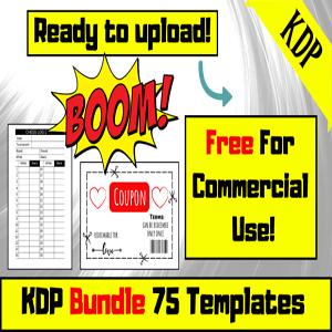75+ KDP Bundle Pack Templates Interiors Cheap Price