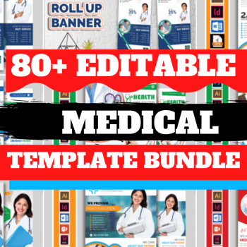 80+Editable Medical Template Design Cheap Price