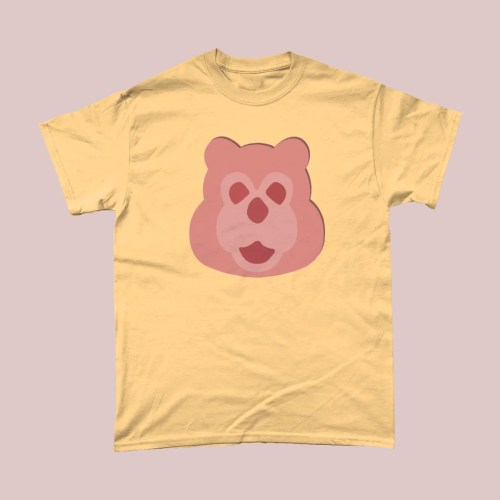 Billy Bear Ham Funny Face T Shirt