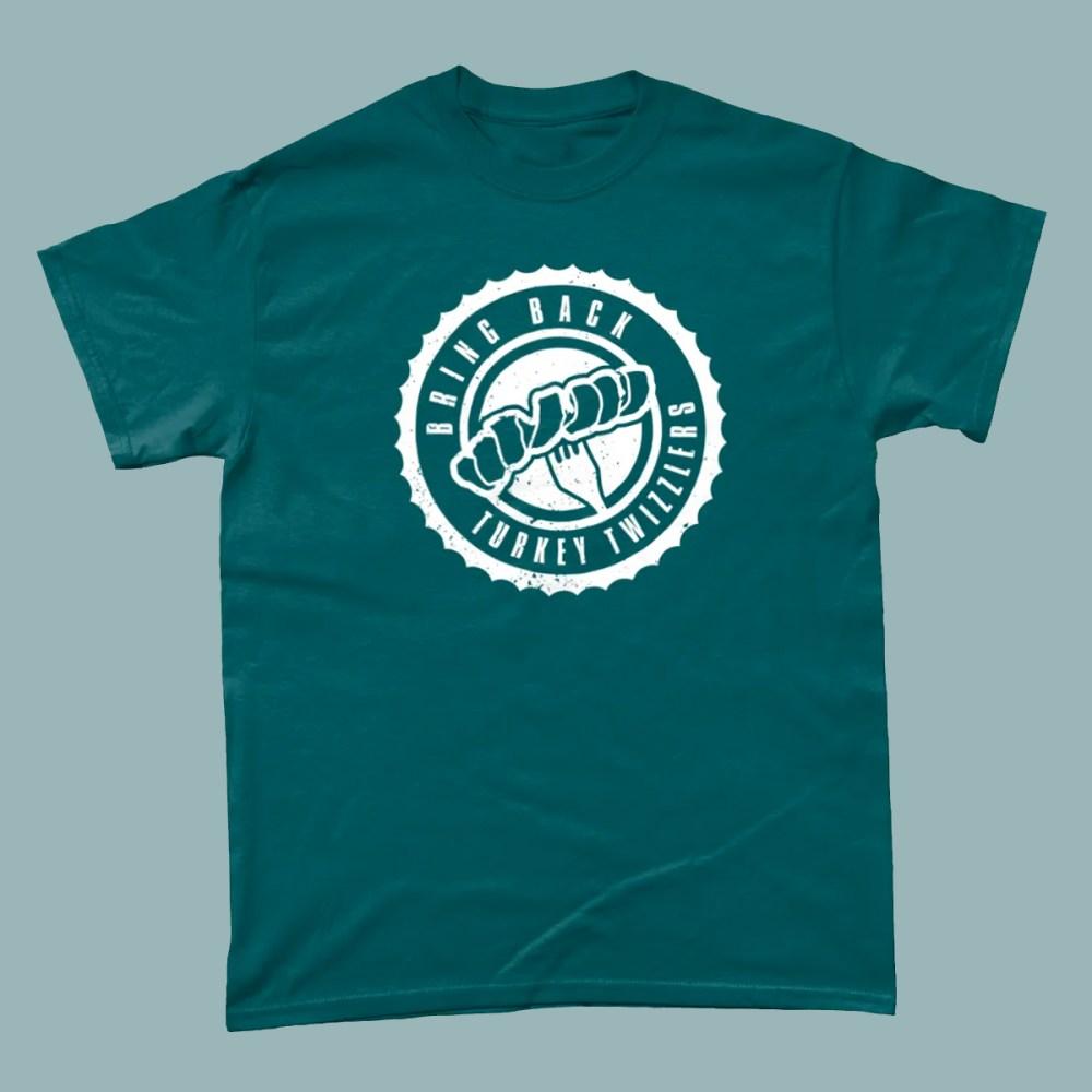 Bring Back Turkey Twizzlers T Shirt