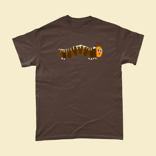 Very Hungry Caterpillar Cake Food T Shirt