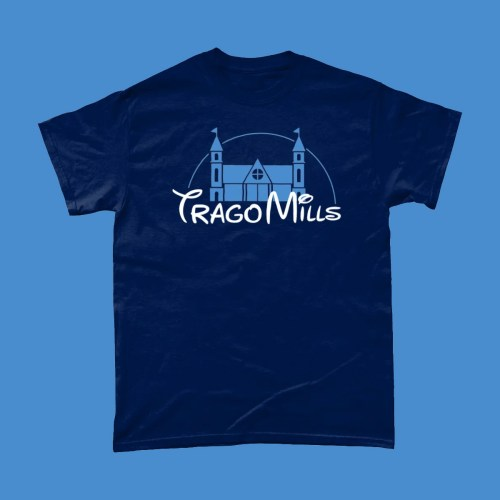 Trago Mills Disneyland Magical Kingdom T Shirt