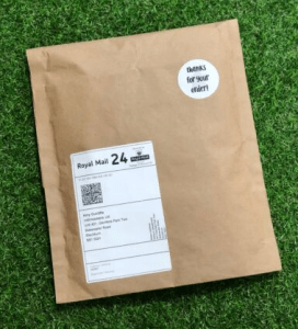 Paper Plastic Free Packaging