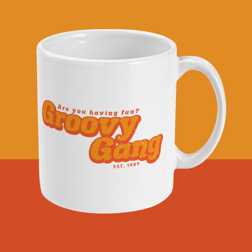 Groovy Gang Only Fools and Horses Mug Right