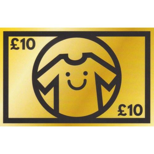 £10 Voucher Apparel of Laughs