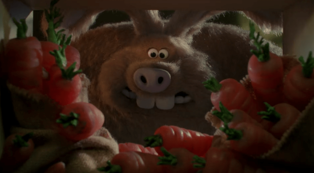 Wallace and Gromit Curse of the Were-Rabbit Easter Eggs hidden details