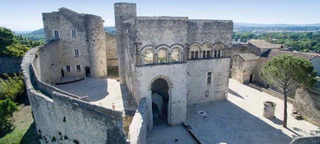 Chateau-adhemar-montelimar