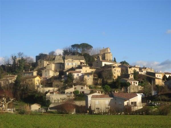 Village perché de Montoison