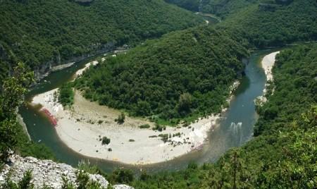 visiter montelimar gorges de l'Ardèche