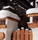 entrance snow