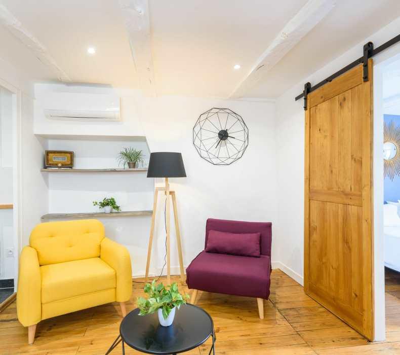 Appart Le Cosy: appartement de standing avec réservation à partir d'une nuit