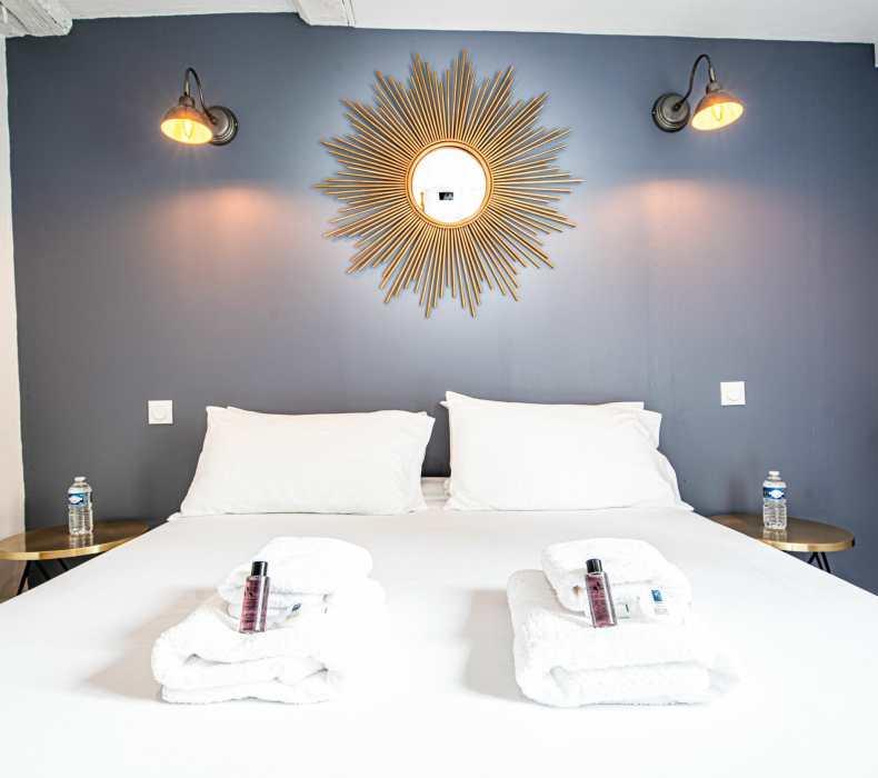 Le confort de l'hôtel, l'équipement d'un meublé
