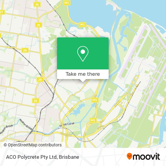 How To Get To Aco Polycrete Pty Ltd In Banyo By Bus Train Or Ferry Moovit