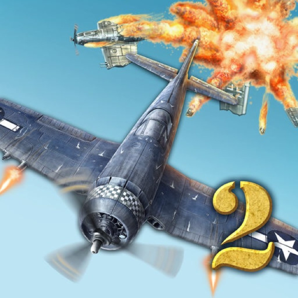 Was $0 99, Now Free! Air Attack 2 for iPhone and iPad