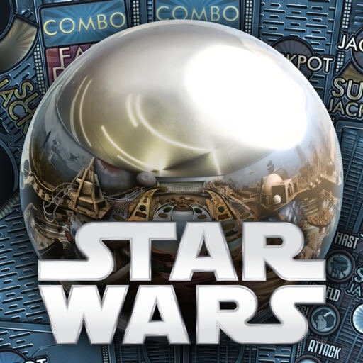Great Deal! Was $1.99, Now Free!  Star Wars™ Pinball 4 for iPhone and iPad