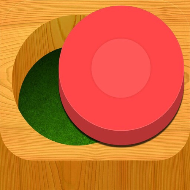 Freebie Alert! Was $2.99, Now Free! Busy Shapes for iPhone and iPad