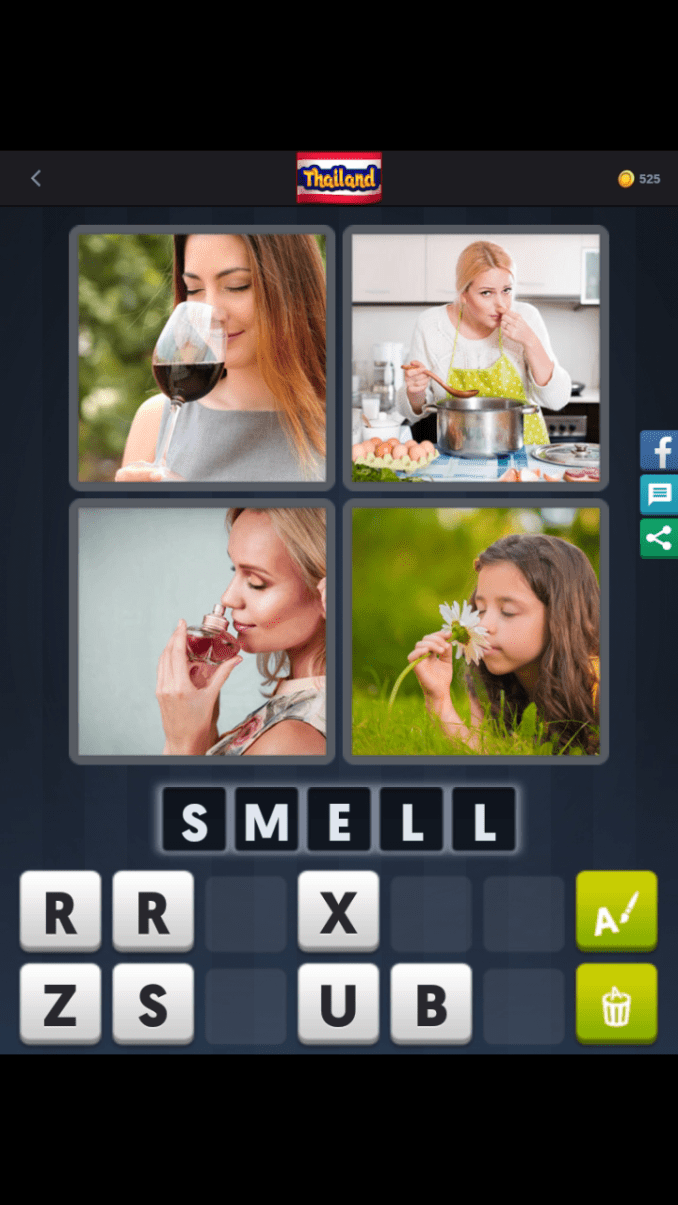 Best 4 Pics 1 Word 3 Letters Answers Daily Challenge Image Collection