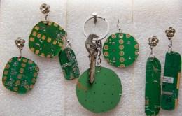 Circuit Key Holder