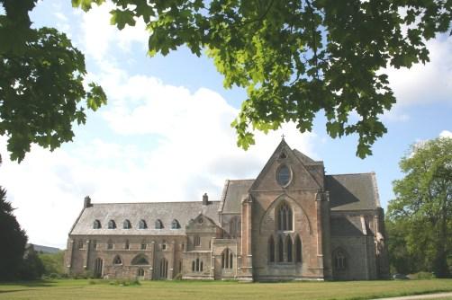 Pluscarden Abbey today