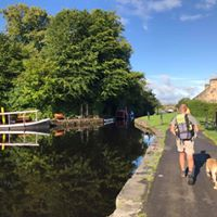 Following the Forth & Clyde Canal