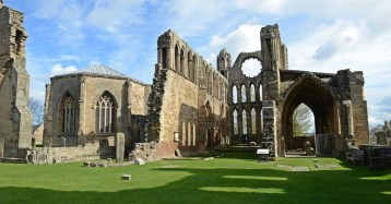 Ruins of Beauly Priory