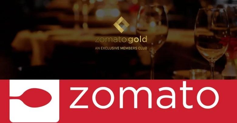zomato gold membership india