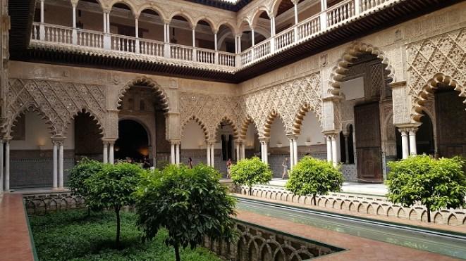 Het Real Alcázar.