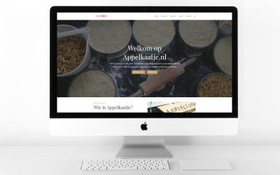 De nieuwe website online!