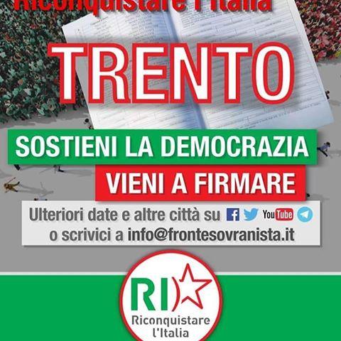 Trentino, missione compiuta