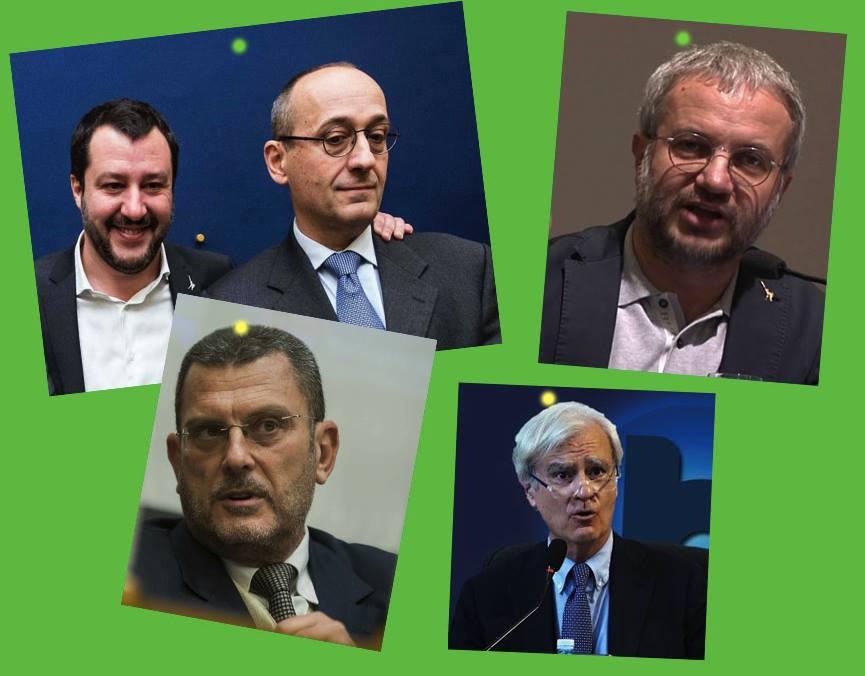 Bagnai, Borghi, Barra Caracciolo e Rinaldi: tre gravi errori, non un tradimento