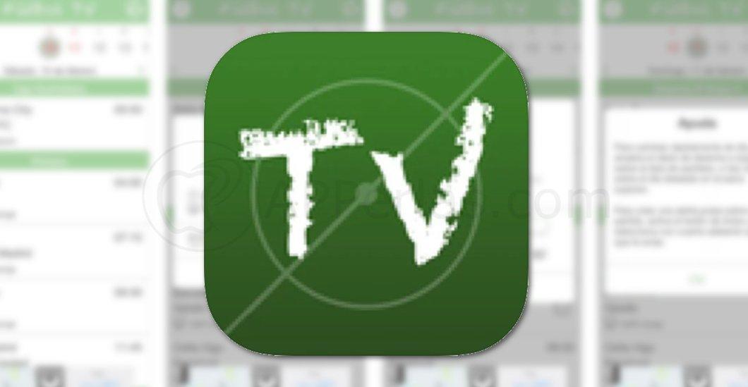 Futbol TV, la app que te dice en que canal de TV juega tu equipo favorito